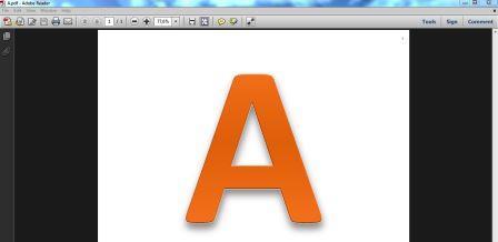 Buchstaben-Schablone selbst erstellen