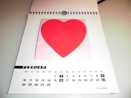 Kalender selber machen mit dvds cds geschenkelilly - Kalender selber machen ideen ...