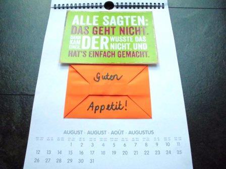 Kalender Selber Machen Bastelanleitung Pictures to pin on ...