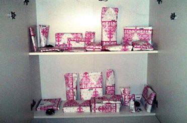 Adventskalender basteln mit 24 kleinen Geschenken
