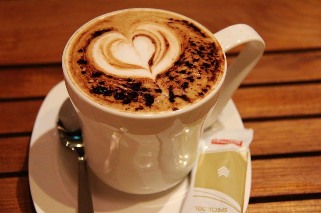 Liebe ist... Jeden Morgen einen Kaffee gemeinsam zu trinken