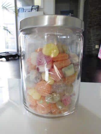 Süßigkeiten selber mischen mit deinbonbon