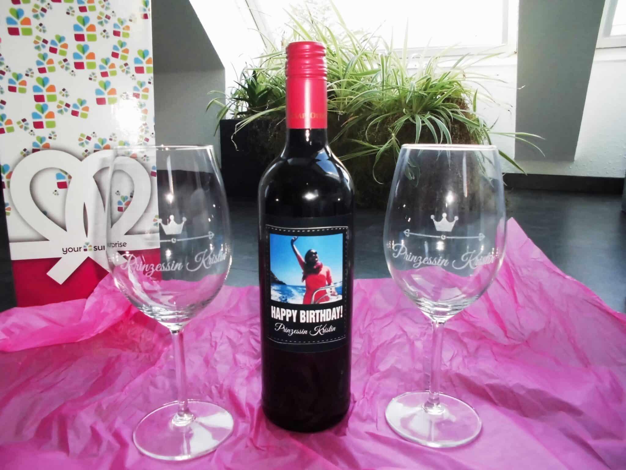 Weingeschenkset für Eure Liebsten