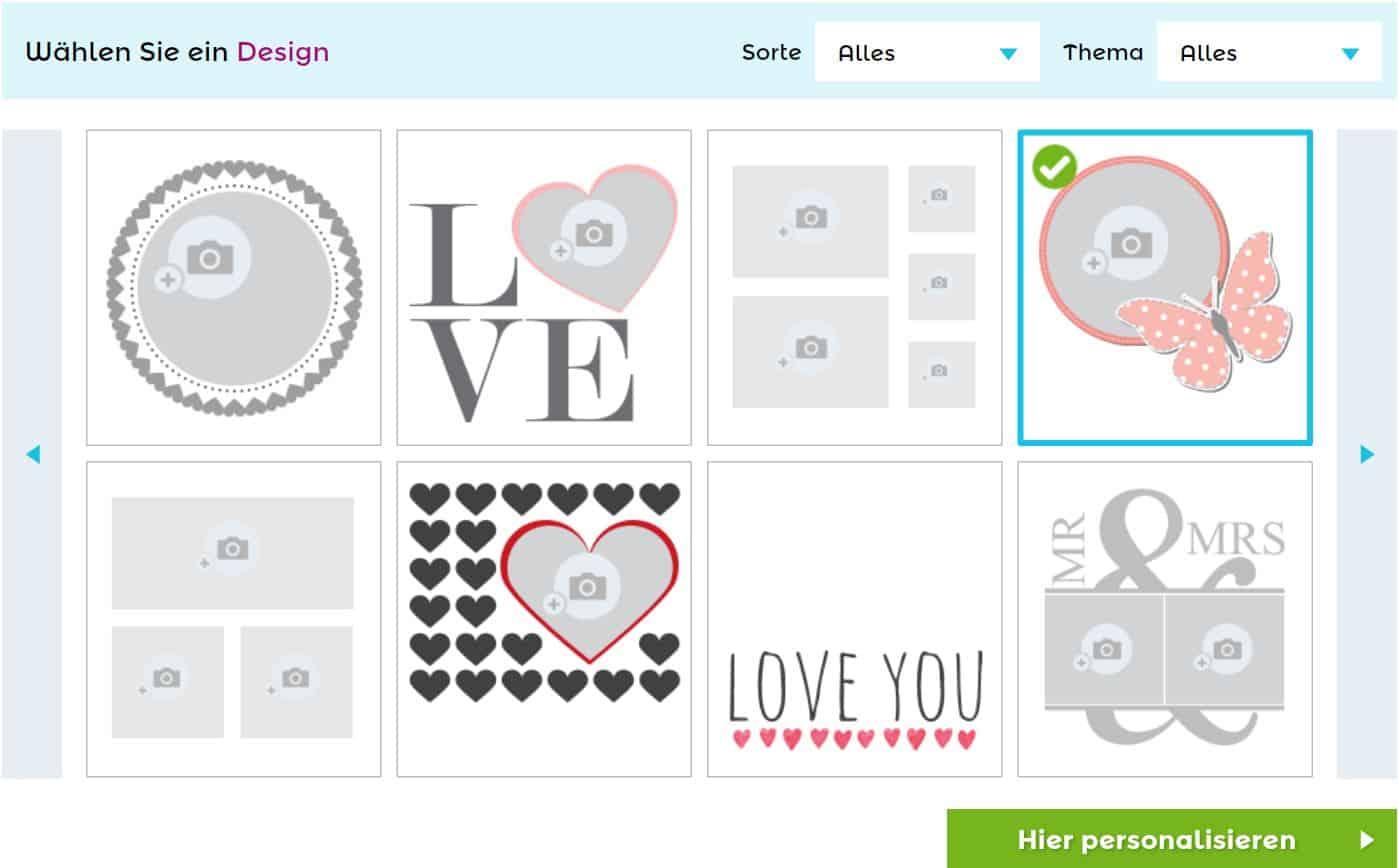 Gestaltung Eures Teddybären mit Foto bei Yoursurprise