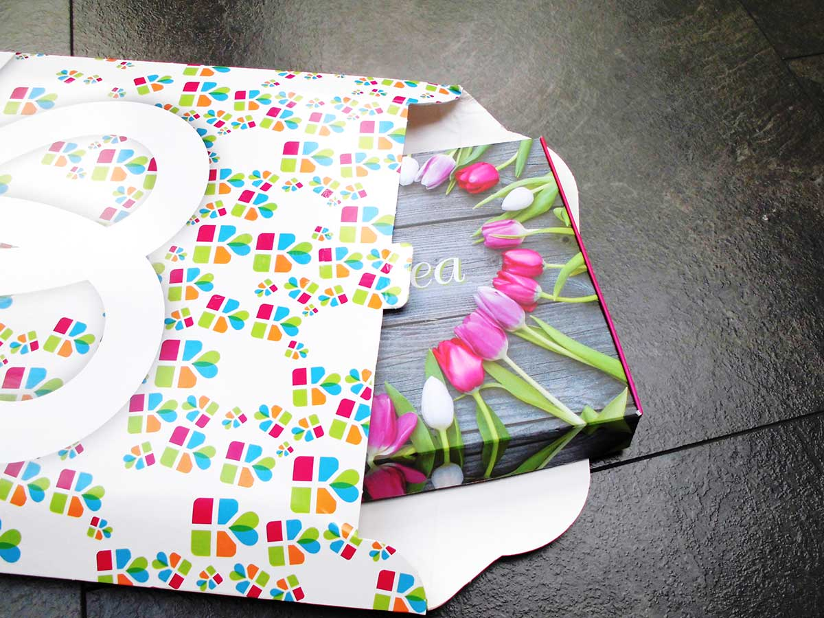 Eure personalisierte Milka in der Geschenkverpackung