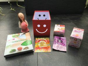Geschenke für werdende Mütter: Inhalt des Schwangerschafts-Survival-Kits