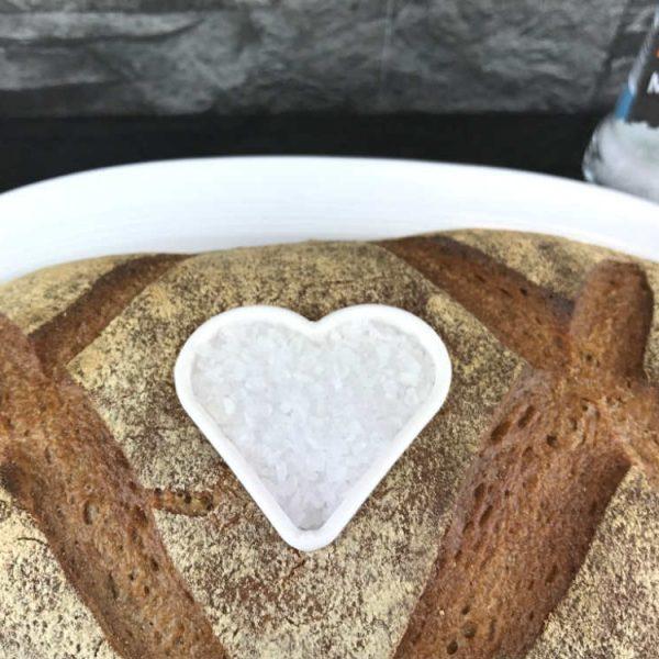 Brot und Salz sind nun vereint