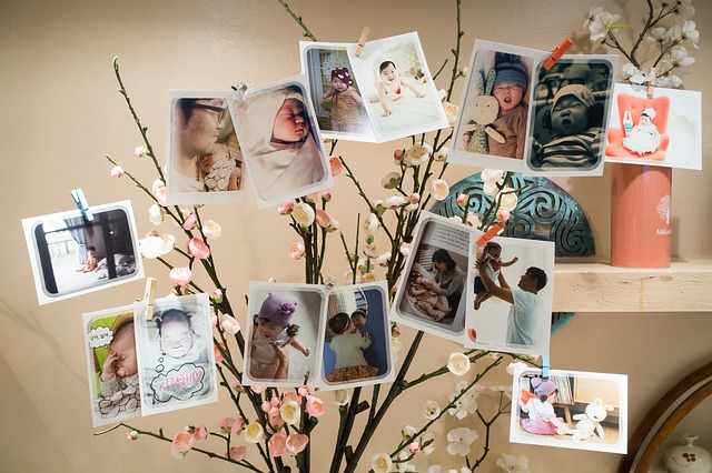 Fotocollagen könnt ihr auf vielfältige Weise umsetzen